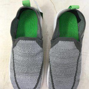 Sanuk Unisex Chiba Quest Knit Sneaker, Grey